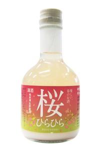 秀よし 鈴木酒造 純米生貯蔵酒 桜ひらひら 2月~4月