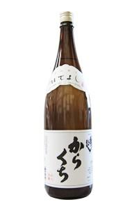 秋田日本酒 秀よし 鈴木酒造 からくち