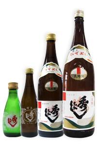 秋田の地酒 秀よし 鈴木酒造 太閤撰