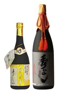 秋田   地酒 秀よし 鈴木酒造 大吟醸 秘蔵酒