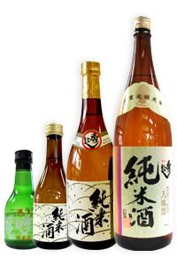 Junmai Sake (Ama Kara Pin)