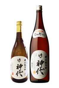 秋田の地酒 秀よし 鈴木酒造 神代純米酒