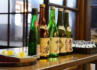 秋田の地酒 秀よし 鈴木酒造 酒造観光 飲み比べ