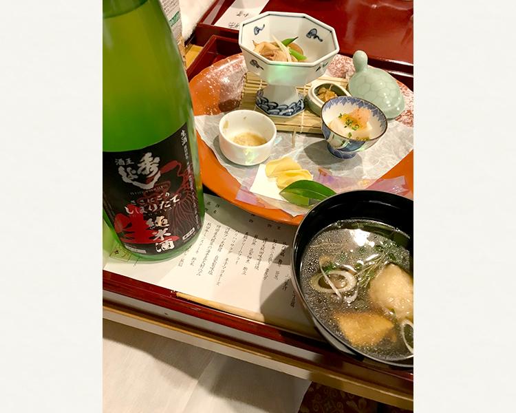 秋田の地酒ー秀よし