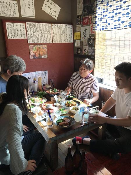 秋田の地酒バー2