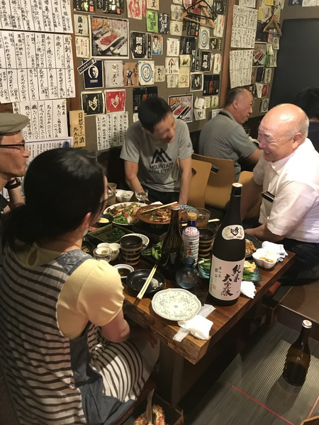 秋田の地酒バー4
