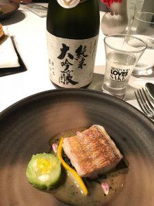 「IWC」トロフィー受賞した、「秀よし純米大吟醸」