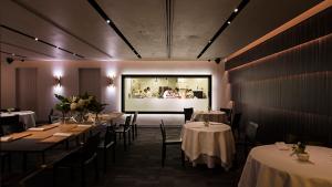 シンガポールのIggy's Restaurant