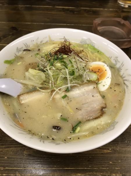 秋田県ー秋田吟醸らーめん3-1