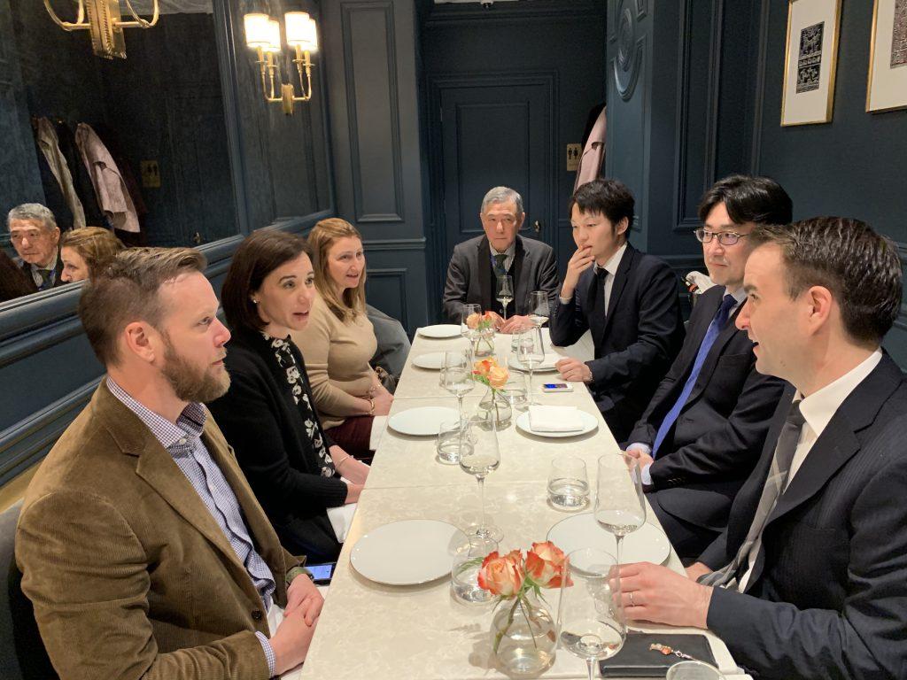 米国日本酒商談2020-1