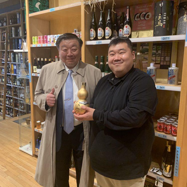 ニューヨークで日本酒2020.03.02.4